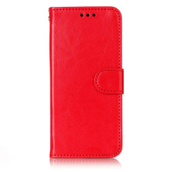 GadgetMe Sony Xperia M5 - Plånboksfodral röd