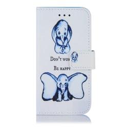 Plånboksfodral iPhone 12 Pro Max GadgetMe - Olika Motiv Elefant