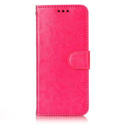 Huawei P10 - Plånboksfodral mörk rosa