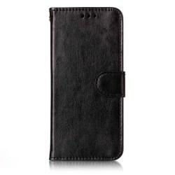 iPhone 6/7/8/SE(2020) - Plånboksfodral svart
