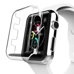 2-Pack Slimmat Skal till Apple Watch 2 och Watch 3 38mm