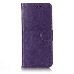 GadgetMe Plånboksfodral Sony Xperia XZ Premium lila