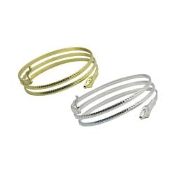 Armband - Orm Silver