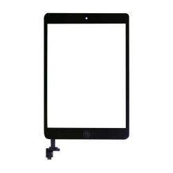 iPad Mini 1 Display Glas OEM Svart black