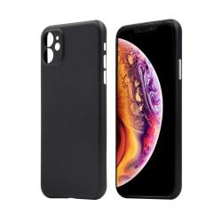 Supertunt Mattsvart skal till iPhone 11  Svart