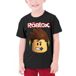 Roblox T-shirt 130-150 cl  Svart