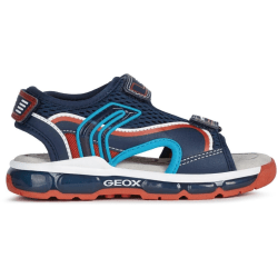 J Sandal Android Boy Navy Red Blue J Sandal Android Boy Navy Red