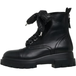 Lowboot Smooth-Sole Black Lowboot Smooth Sole