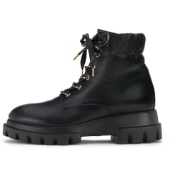 Lowboot Softy-Sole Black Lowboot Softy Sole