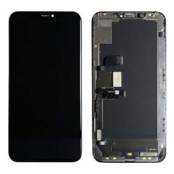 iPhone XS Max Original Skärm OLED Display Glas - Svart