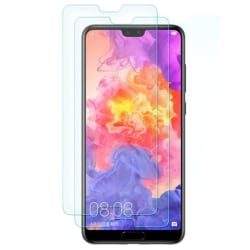 2 Pack Huawei P20 Pro Härdat glas Skärmskydd Transparent