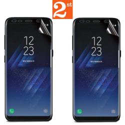 2st Samsung S9 Plus Skärmskydd med böjda kanter