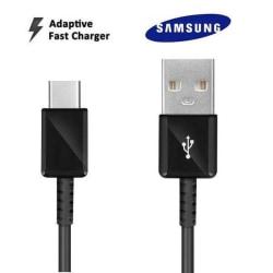 Orignal Samsung Extra Lång 1.2m USB-C Kabel Svart EP-DG950CBE Svart