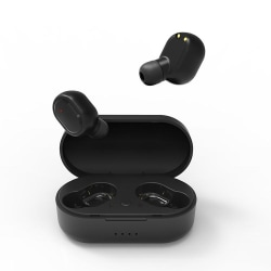 TWS hörlurar för iOS & Android med Bluetooth 5.0 Svart