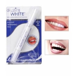 Dazzling White Tandblekningspenna Teeth Whitening Vit