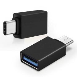 Supersnabb adapter USB C till USB 3.0 Svart