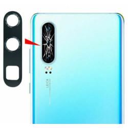 Huawei p30 Pro Oem Ersättning Bakre Huvud Bakkamera Glaslins Med Picture Color