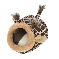 Husdjursäng hängmatta marsvin varm råtta hamster nest padda små Giraff S