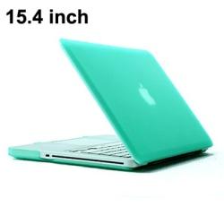 Skal Macbook Pro Matt frostat grön (15.4-tum)