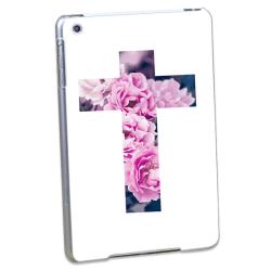 iDiwa Skal iPad mini 1/2/3 - Blommigt kors