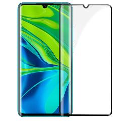 Displayskydd 3D för Xiaomi Mi Note 10 - Av härdat glas 9H