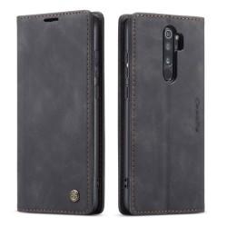 Caseme plånboksfodral för Xiaomi Redmi Note 8 Pro - svart