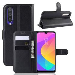 Plånboksfodral för Xiaomi MI CC9e/ MI A3 - Svart