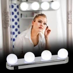 Spegel belysning spegelramp