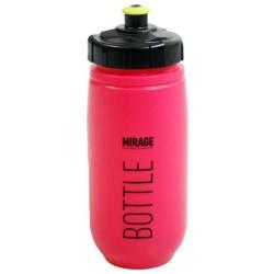 Vattenflaska rosa 600 ml Dark Pink