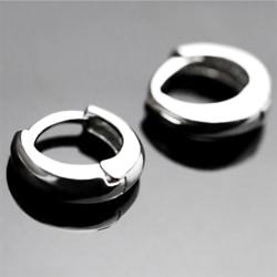 Silvercreoler: små (7mm) silver små