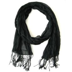 Elegant Sjal /scarves Svart