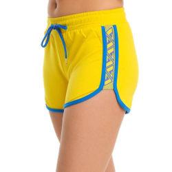 Högstaberg Sport Shorts  Yellow XL