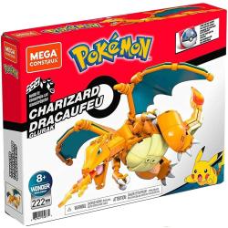 Pokémon Charizard Set [2020 Version] Mega Construx