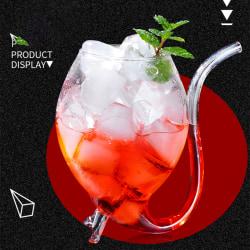 vinglas juice dricka kopp B