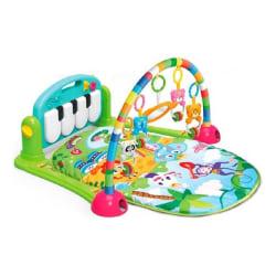Ladida Babygym Kick and Play Piano Grön