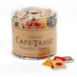 Kafé-Tasse Tubo Neapolitans, 5 smaker 0,6 kg Brun