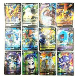 64-pack kort VMAX GX kort samling