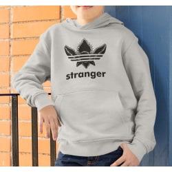 Barn Demogorgon huvtröja hoodie Sweatshirt tröja t-shirt  Strang 164cl 14-16år