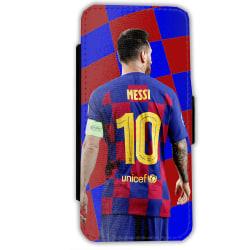 iPhone 7 8 Plånboksfodral Messi 2020 Barcelona fodral skal pnn