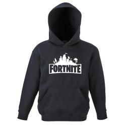 Fortnite huvtröja Sweatshirt t-shirt - hoodie S