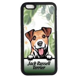 Jack Russell Terrier iPhone 6 6s skal hund gummiskal
