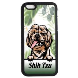 Shih Tzu iPhone 6 6s skal hund gummiskal