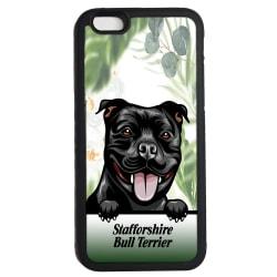Staffordshire bull terrier iPhone 6 6s skal hund gummiskal