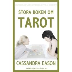 Stora boken om tarot 9789189120488