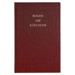 Boken om Kärleken 9789185154159