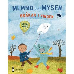Memmo och Mysen bråkar i vinden 9789186391164