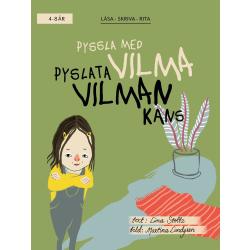 Pyssla med Vilma/Pyslata Vilman kans 9789188843067