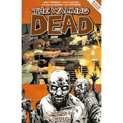 The Walking Dead volym 20. Krig 9789187877209