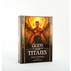 Gods & Titans Oracle : Book & Oracle Set 9781582703800