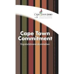 Cape Town Commitment - Kapstadsöverenskommelsen 9789163387449